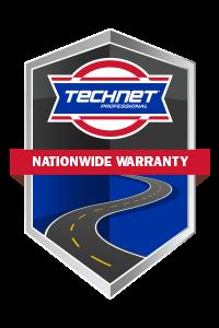 TechNet Nationwide Warranty Logo
